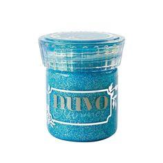 Nuvo Glimmer Paste - Blue Topaz - 960N