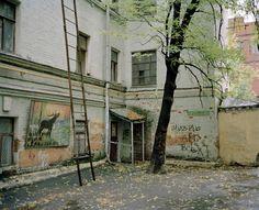 Wim Wenders. Moscow Backyard, Moskau 2006