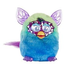 Furby boom Crystal Blue/Purple Color #HottestToys ♥ Best Toys for 7 Year Old Girls - The Perfect Gift Store