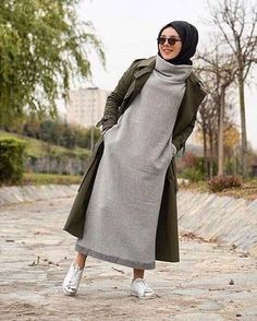 Top hijab trends for winter 2017 – Just Trendy Girls
