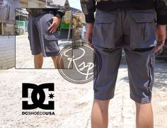 Cargo DC Dark Grey