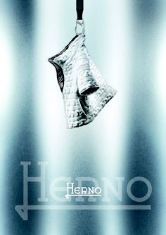 Herno F/W 12-13   Short knitted cape
