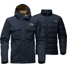The North Face Men's Hauser Triclimate Down Jacket | DICK'S Sporting Goods