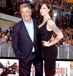 Alec Baldwin opened up about his notorious 2007 leaked voice mail to his daughter Ireland Baldwin — see what he said Mission Impossible Rogue, Ireland Baldwin, Alec Baldwin, Entertainment Tonight, Women's Wrestling, Ex Husbands, Just Friends, Celebrity Dads, Hollywood Stars