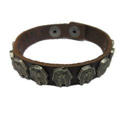 Vintage Leather Bracelet GBR10059