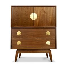 Claude Walnut bar