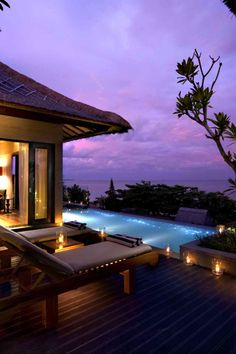 Penthouse Suites provide deck areas and a perfect vantage of water views. Conrad Bali (Indonesia) - Jetsetter