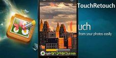 TouchRetouch es una aplicación para dispositivos Android que facilita el eliminar cosas o personas de tus fotografías con mucha facilidad.