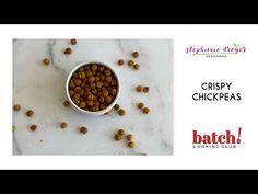 (115) Crispy Chickpeas - YouTube