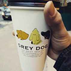 Grey dog New York nyc where to go in nyc