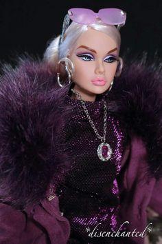 'Dark Moon' Poppy Parker - 2014 Integrity Toys Convention doll