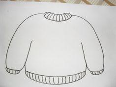 ...Το Νηπιαγωγείο μ' αρέσει πιο πολύ.: Μαθηματικά με χειμωνιάτικα ρούχα.