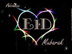Eid Greeting eCard - YouTube