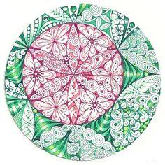 Enthusiastic Artist: Flor de la Vida