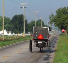 The Elkhart-Lagrange Amish settlement is the largest in Indiana