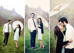 couples photos with parasols - Google Search