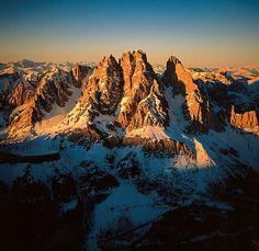 Monte Cristallo Belluno Dolomiti Veneto Italia