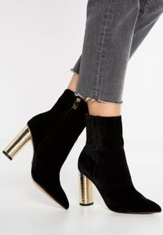 KG by Kurt Geiger - REIGN - Nilkkurit - black