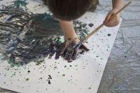 Workshops for children inspired by Russian avantgarde