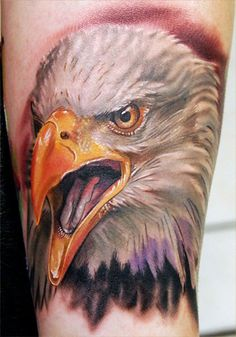 Tattoo Artist - Philip Garcia - animal tattoo | www.worldtattoogallery.com