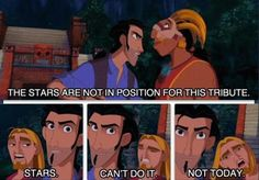 """And every time the two of them BS their way out of a situation, it's so fun to watch. 
