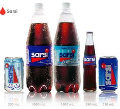 "In Taiwan, the ""HeySong Sarsi"" is also known as the ""Faygo of Taiwan"". Description from prosisupermarket.com. I searched for this on bing.com/images"