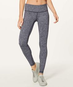Wunder Under Low-Rise Tight - These no-fuss, versatile pants were designed to fit like a second skin—perfect for yoga or the gym. Athletic Pants, Athletic Outfits, Women's Leggings, Tights, Under Pants, Yoga Pants, Lululemon, Pants For Women, My Style