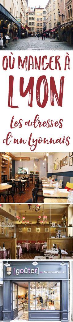 Vous prévoyez un petit weekend gourmand à Lyon ? Ne manquez pas cette sélection de bonnes adresses partagées par un Lyonnais !
