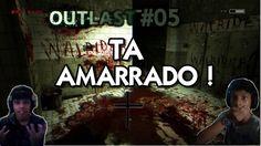 ENTREI NO BANHEIRO DA  BLOOD MARY OMG !? OUTLAST #05 Parte 2
