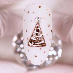 Nail Art Noel, Xmas Nail Art, Christmas Gel Nails, Holiday Nail Art, Christmas Nail Designs, Short Square Acrylic Nails, Diy Acrylic Nails, Summer Acrylic Nails, Gel Nail Art