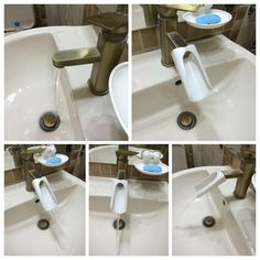 Home Management, Sink, Home Decor, Sink Tops, Vessel Sink, Decoration Home, Room Decor, Vanity Basin, Sinks