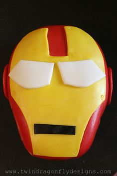 Spiderman and Ironman Cakes ~ a tutorial » Twin Dragonfly