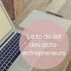 CFE et immatriculation obligatoire: la to-do list des auto-entrepreneurs en décembre sur le blog