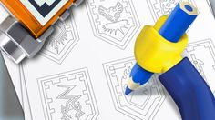 Shields - Coloring Pages - Activities - NEXO KNIGHTS LEGO.com