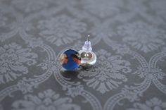 Aladdin & Jasmine 10mm Stud Earrings by ArtzyFartzyNerd on Etsy