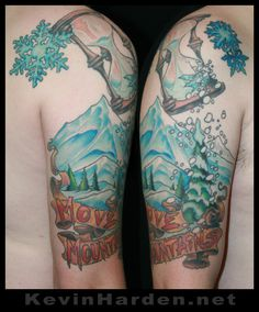 ...Move Mountains!!!  1/2 Sleeve...