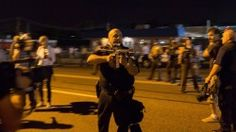Ferguson Cop Says Life Is 'Ruined' After Pointing AR-15 at Journalists and Saying, 'I'm Going to F***ing Kill You!'
