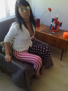 Hookup GirlFriends: Anna's Perfil