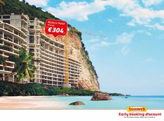 Sunweb Travel: Early booking discount, 1