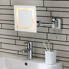 Buy John Lewis Torino Mirrored Bathroom Light online at JohnLewis.com - John Lewis £140