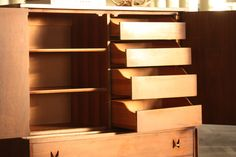 Home Decor Inspiration, Mid-century Modern, Bookcase, Mid Century, Shelves, Shelving, Bookcases, Shelf, Medieval