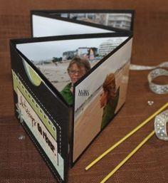 mini pas a pas Mini Albums Scrap, Mini Scrapbook Albums, Mini Books, Paradis, Inspiration, Madness, Handmade, Paper Crafting, Paper Envelopes