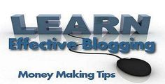 Effective blogging is a must component for internet marketing success. Read six tips on how to be a compelling online blogger!