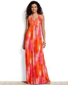 Sunset Ablur Maxi Dress from Tommy Bahama Tb Dress, Dress Me Up, Dress Skirt, Elegant Maxi Dress, Buy Dresses Online, Tie Dye Skirt, Summer Dresses, Women's Dresses, Tommy Bahama