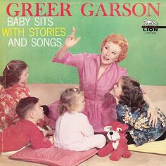 Daddy and I are going out for a bit. I'm going to put on this long-playing record of a movie star telling you stories. Be in bed by and do everything Miss Garson tells you! Active Listening, Listening Activities, Listening Station, Greer Garson, School Tool, 2nd Grade Reading, Im Bored, Golden Age Of Hollywood, Classic Books