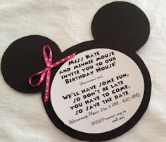 Minnie Mouse party ideas @danielle Vincent