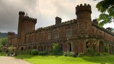 BBC News - 'Time running out' for damaged Kinloch Castle. Sad that all of these places of our ancestors are falling apart or being torn down.