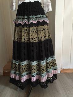 Crochet Dresses, Knit Skirt, Bellisima, Diy And Crafts, Summer Dresses, Skirts, Fashion, Summer Sundresses, Moda