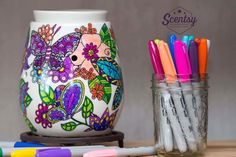 Reimagine Scentsy warmer.  Coming April 2016!