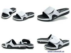 innovative design f3411 ac578 White Black Nike Air Lebron Slide 487332 100 Sale Nike Kd Shoes, Kobe 8  Shoes